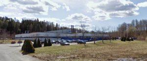 fabriek Tistedal